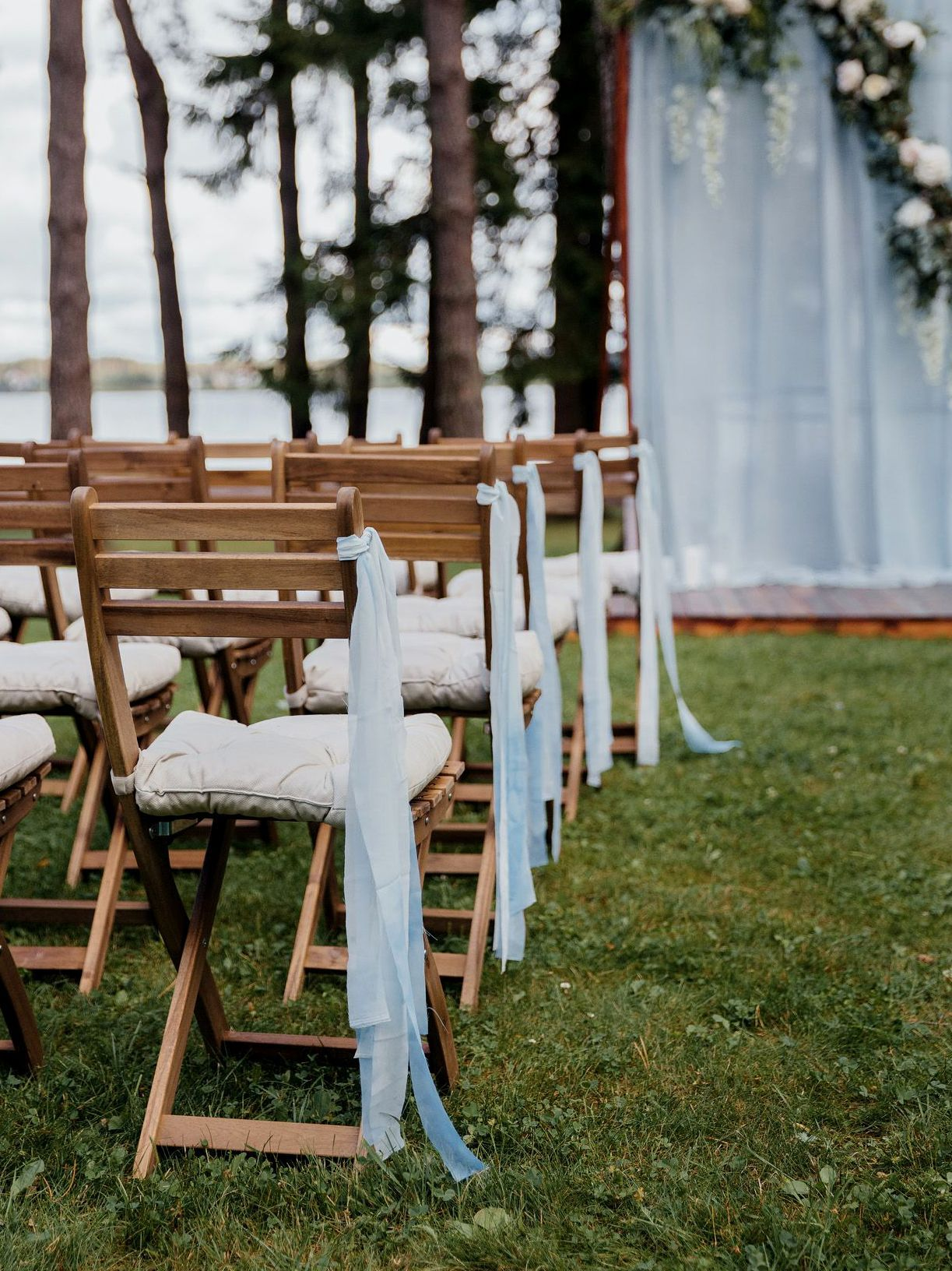 19 Chic and Creative Ways to Decorate Your Wedding Aisle is part of Wedding decorations - Not sure how to decorate your aisle  We've got it covered, no matter what your wedding style is