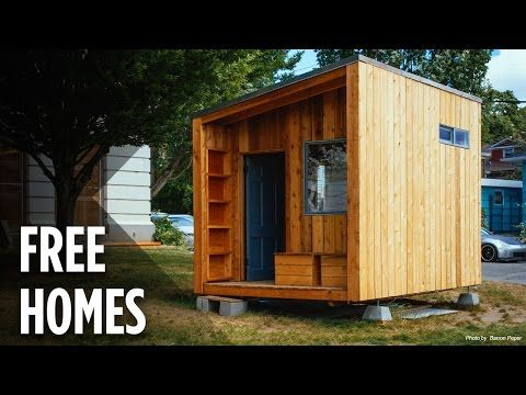 Can Tiny Homes Solve Homelessness In The U S Cheap Tiny House Shipping Container Home Builders Small House Design