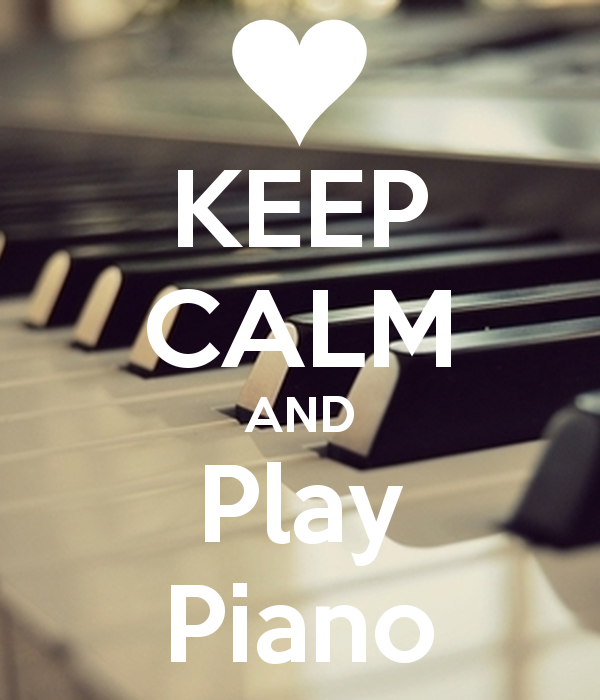 39 keep calm and play piano 39 poster studying music piano piano quotes digital piano. Black Bedroom Furniture Sets. Home Design Ideas
