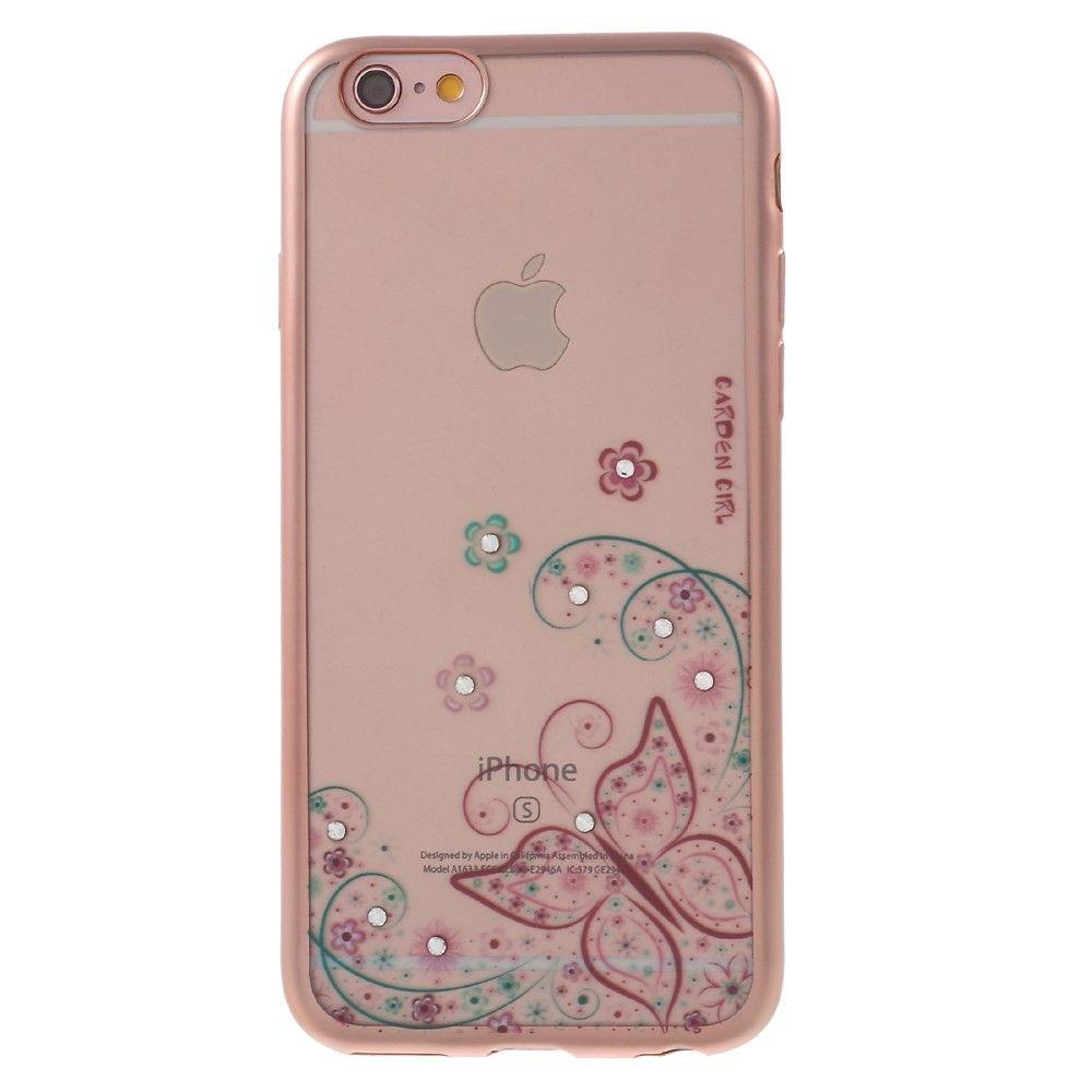 coque iphone 6 fleuri