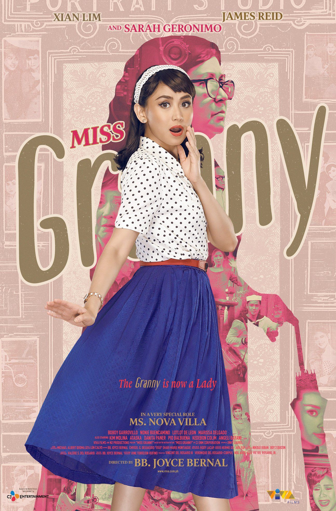 Oh Remake Miss Granny Pinoy Movies Granny Movies