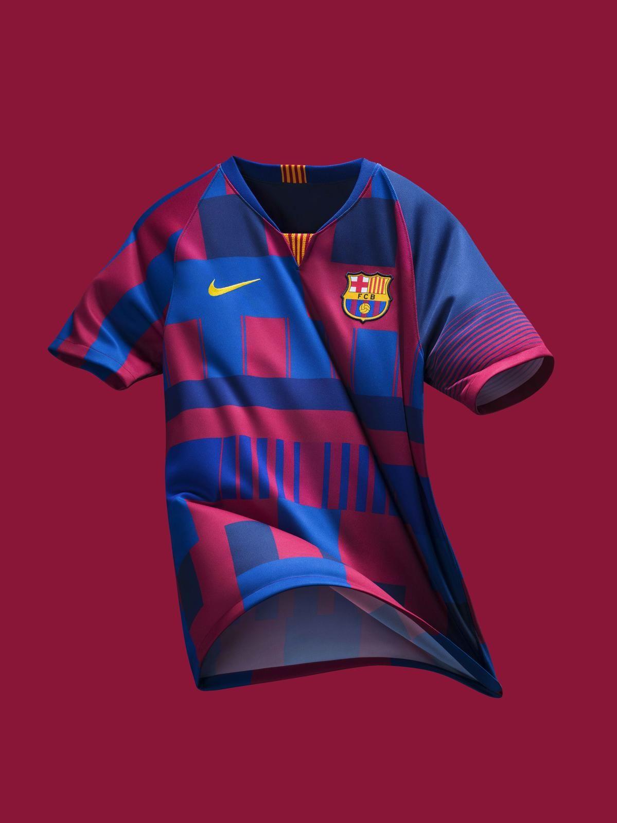 5f5bdec55e1675 FC Barcelona and Nike Mark 20th Anniversary in Style