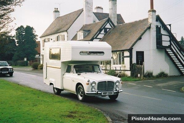 Used 1969 Rover P5B Caravanette P5B Caravanette for sale in Northamptonshire   Pistonheads