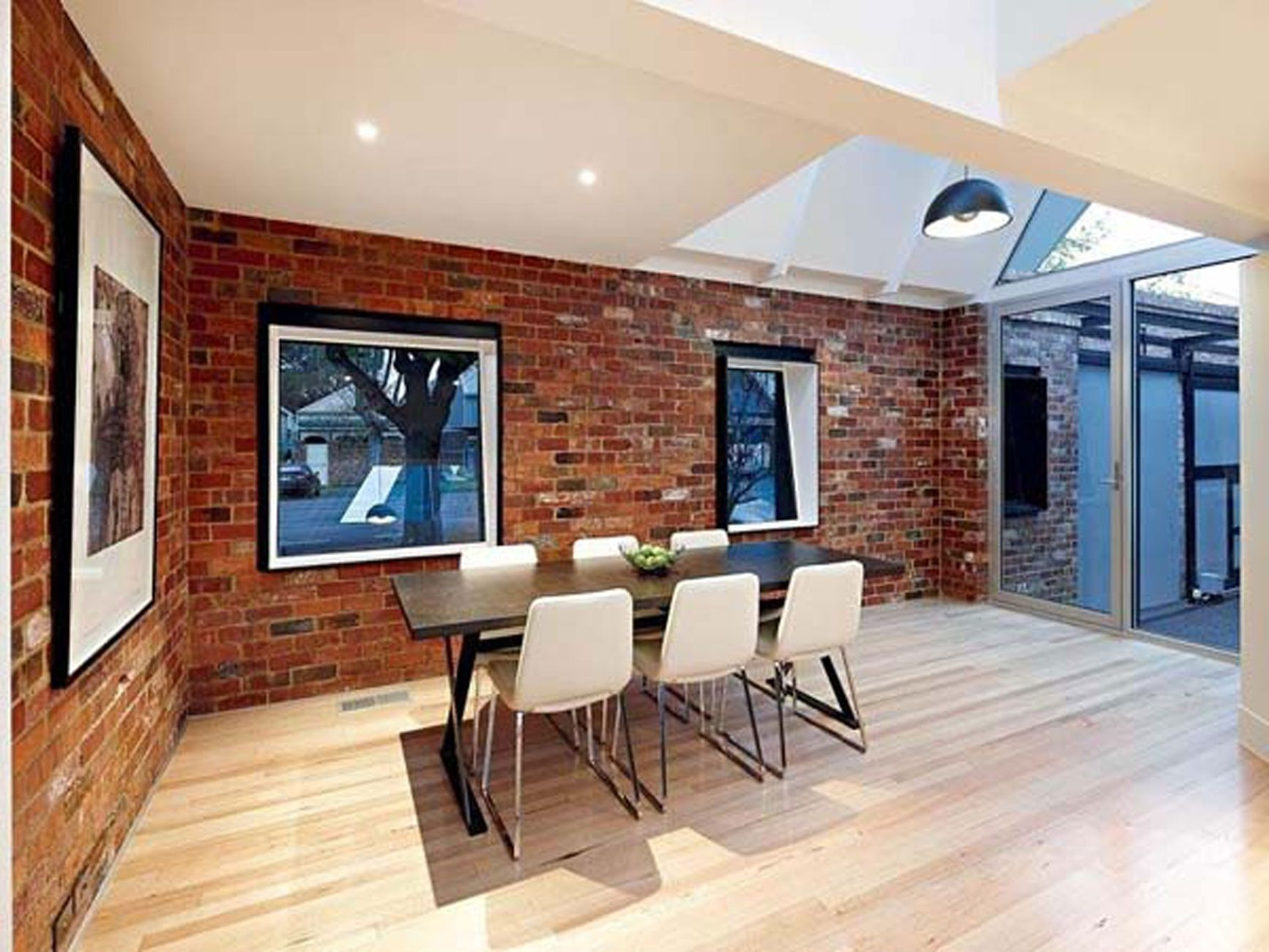 industrial design office. Industrial Office Interiors - Bricks \u0026 Wood, Both Are Good :) | [office Interior Design] Pinterest Interiors, And Design