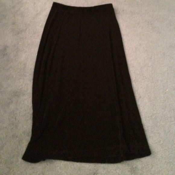 Black skirt black skirt, size small Skirts