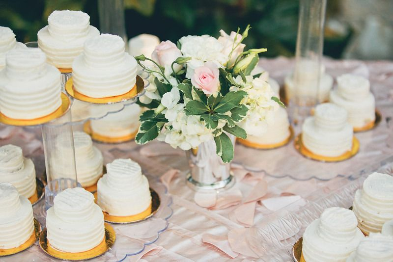 Carmel Valley Wedding from Jason + Anna Photography | Cake ...