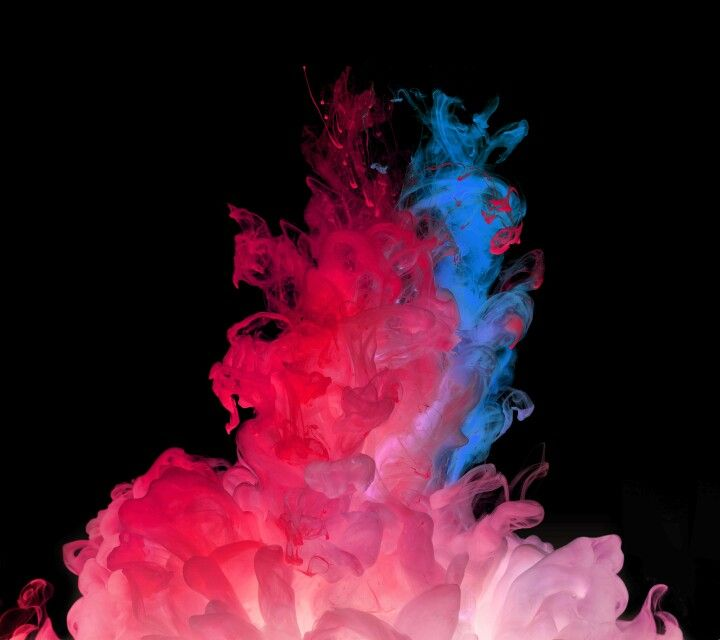 Pink And Blue Smoke Cool Pictures For Wallpaper Colorful Wallpaper Colourful Wallpaper Iphone