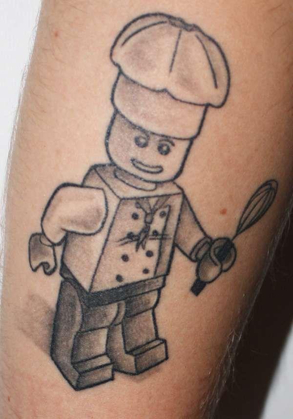 migliore a buon mercato scarpe sportive a prezzi ragionevoli chef tattoo - Google Search | Tatuaggio dello chef, Tatuaggi