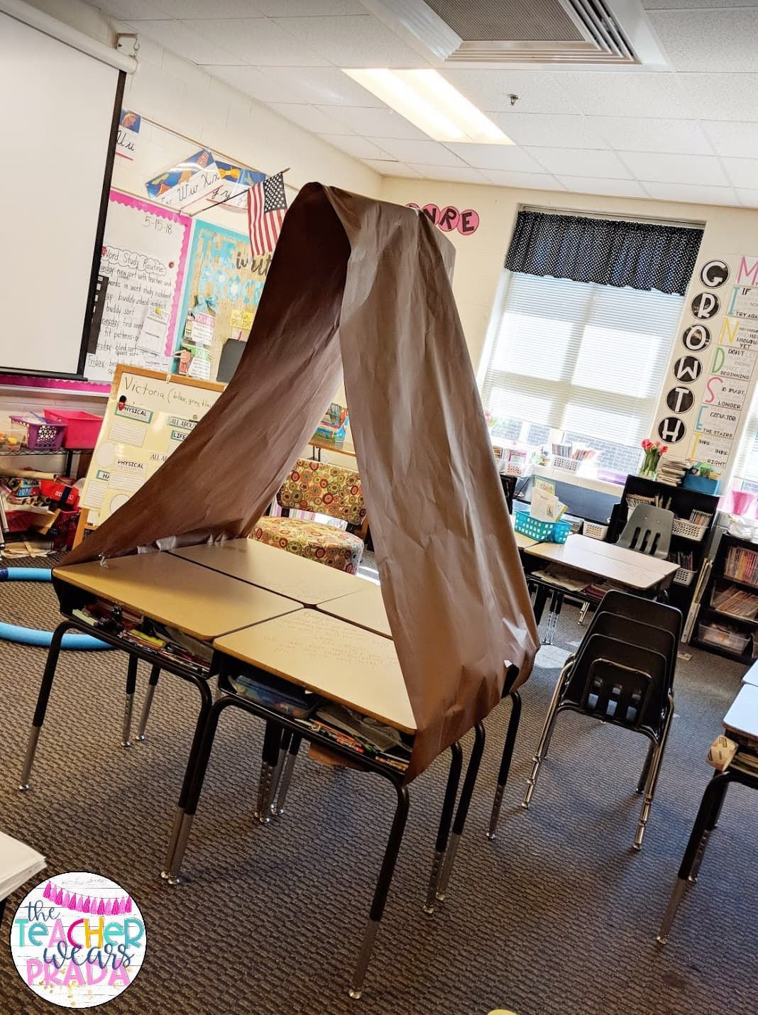 Read This Post For 9 Ideas For Camping Themed Classroom
