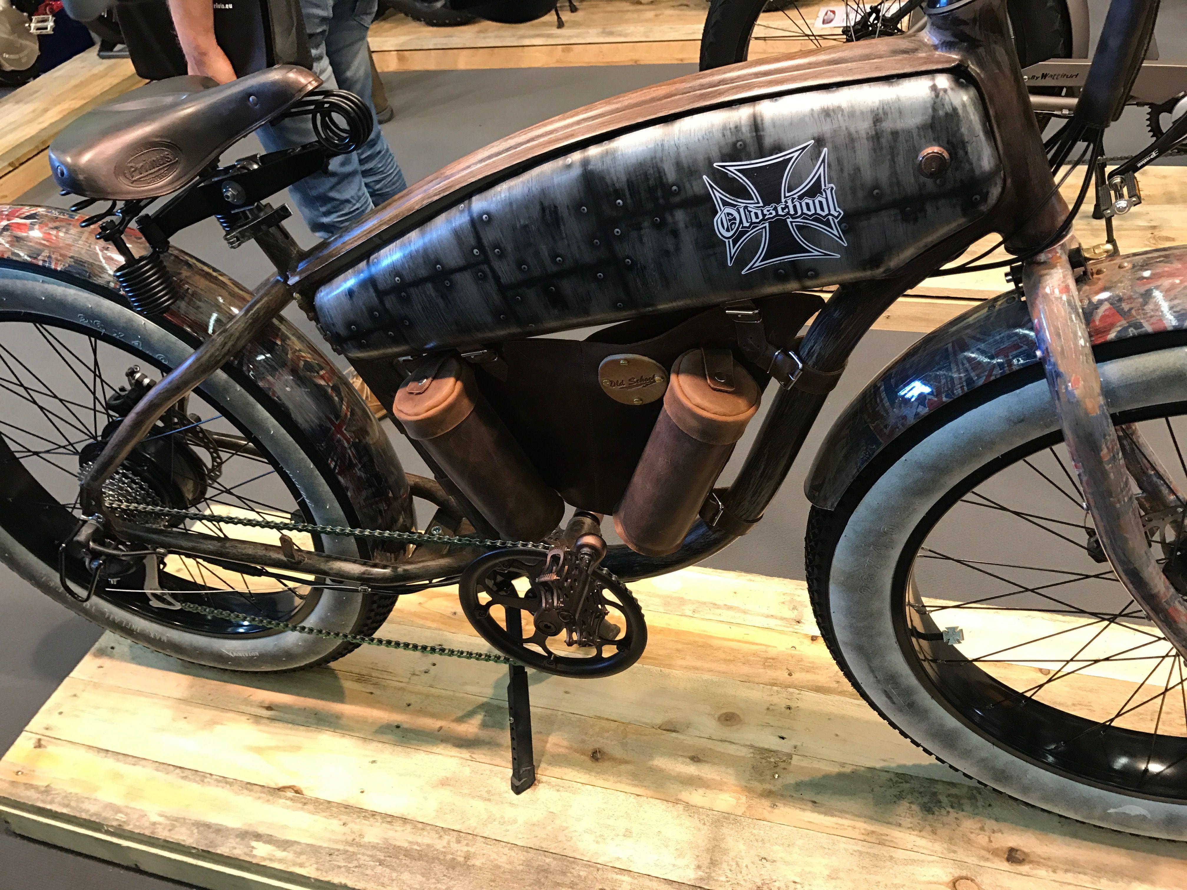 Rat Rod Ebike Super Bikes Custom Bicycle Electric Bicycle
