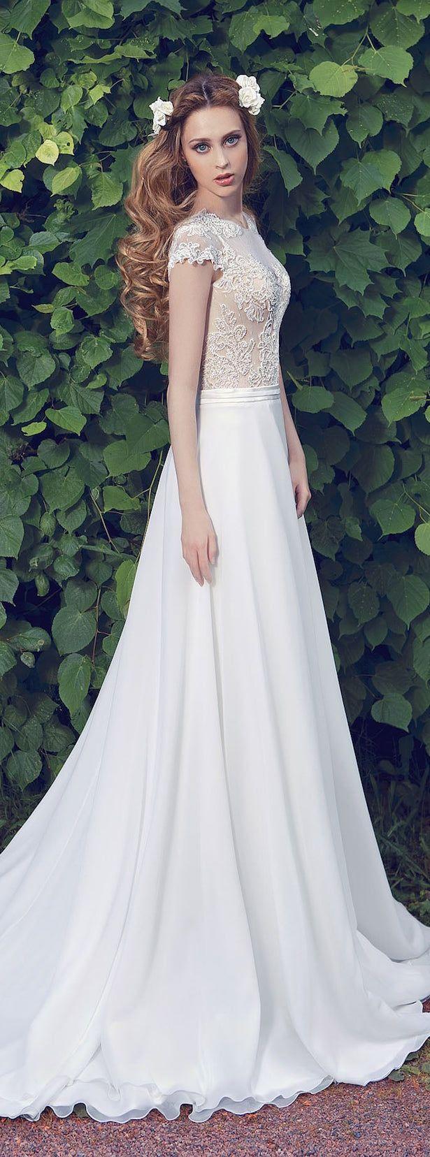 Milva 2016 Wedding Dresses - Fairy Gardens Collection | Pinterest ...