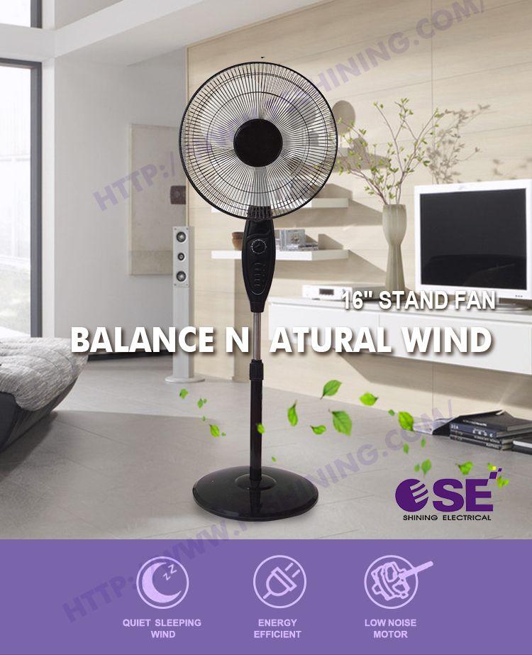 Alibaba China Supplier Rechargeable Battery Pedestal Fan With High Quality Stand Fan Pedestal Fan Fan