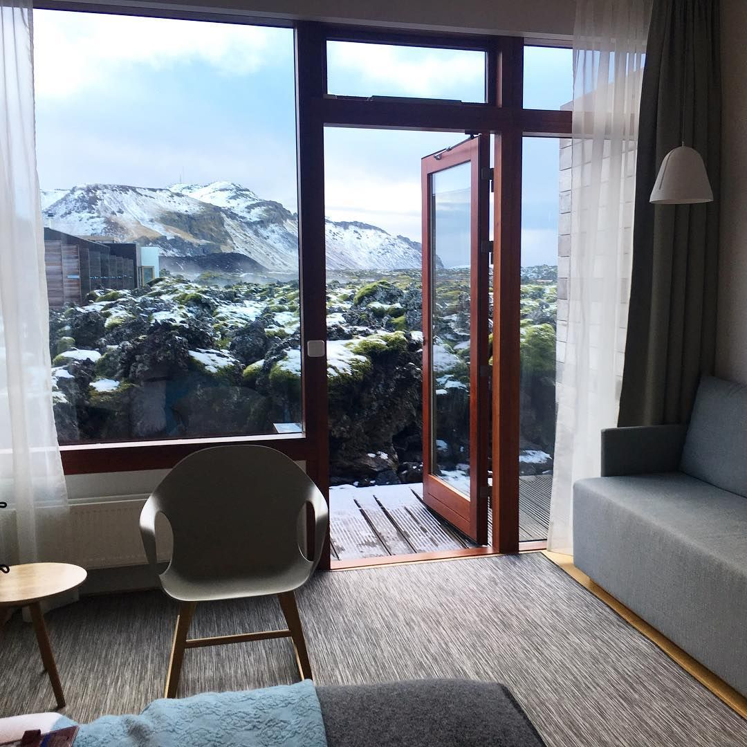 A view to enjoy at silica hotel bluelagoon iceland for Hotels in iceland blue lagoon
