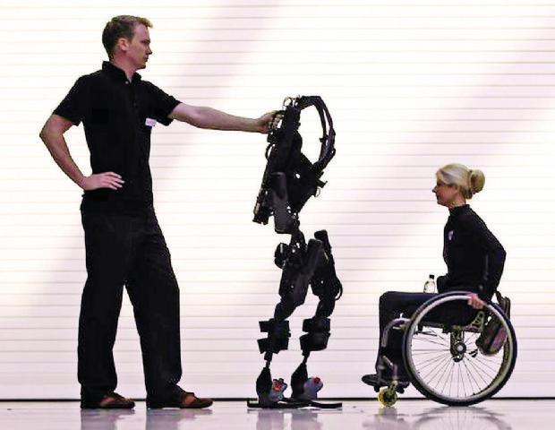 #Un tratamiento devuelve movilidad a parapléjicos - Diario Pagina Siete: Diario Pagina Siete Un tratamiento devuelve movilidad a…