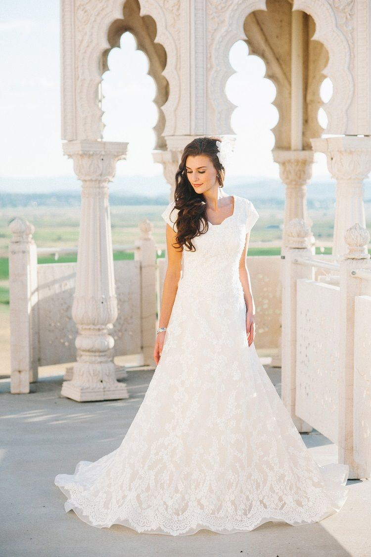 Lds wedding dresses in utah