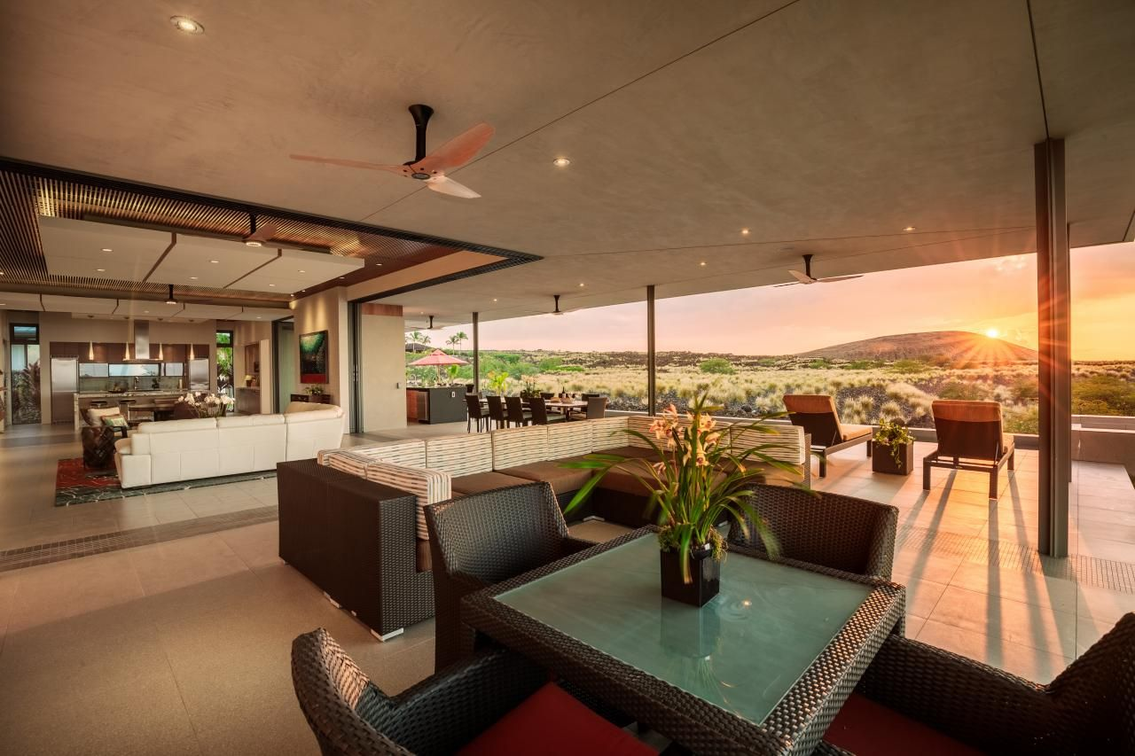 Thanks to seamless indoor/outdoor living spaces and ... on Seamless Indoor Outdoor Living id=12595