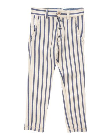 OFFICINA 51 Girl's' Casual pants Ivory 8 years