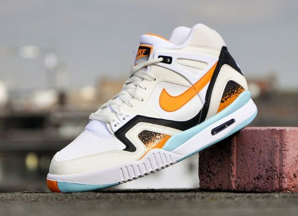 Nike Air Tech Challenge 2 Kumquat-6