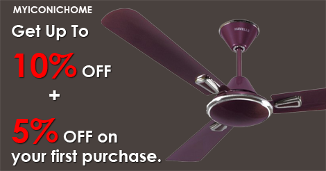 Havells Festiva Ceiling Fan 1200 Mm 3 Blade With Images Lavender Mist Ceiling Fan 10 Things