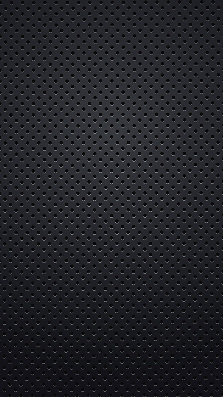Black dotted men wallpaper for iPhone 6+ текстура обои