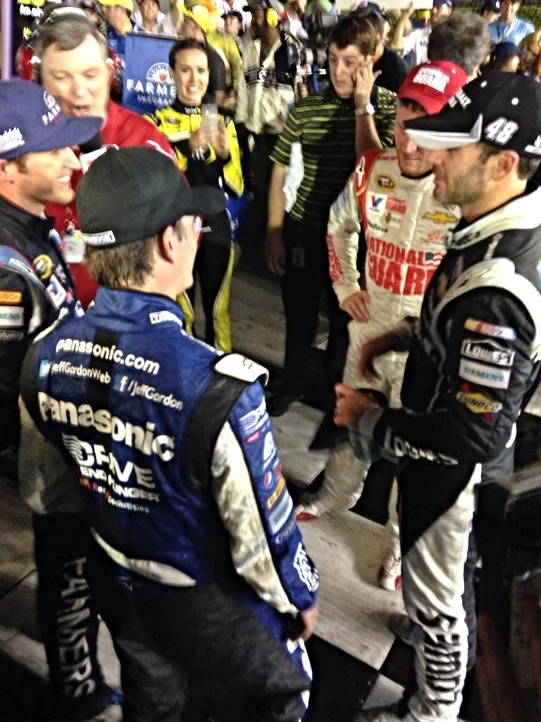 jeff gordon cain woody
