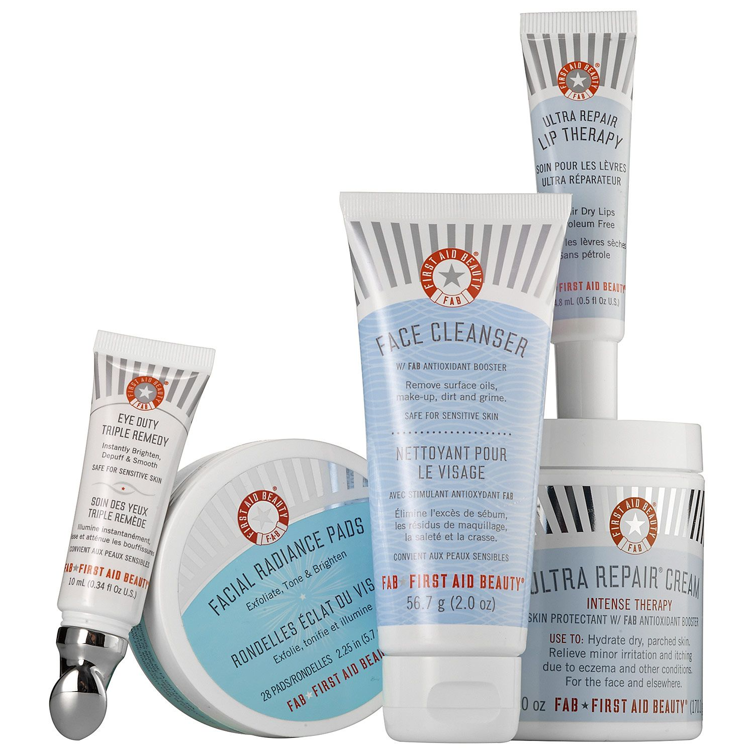 Cheers To Fab Skin First Aid Beauty Sephora First Aid Beauty Sephora Beauty