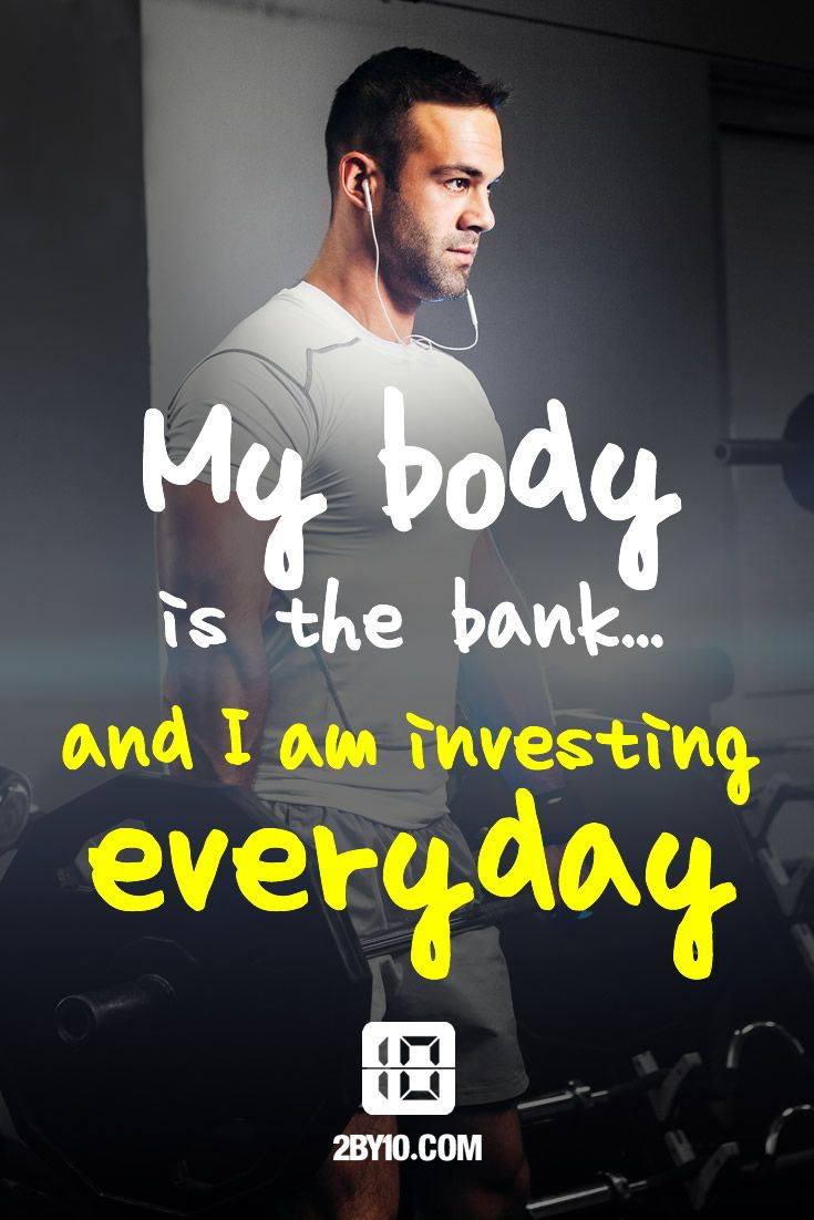 Invest In Yourself. #health #fitness #fit #dedication