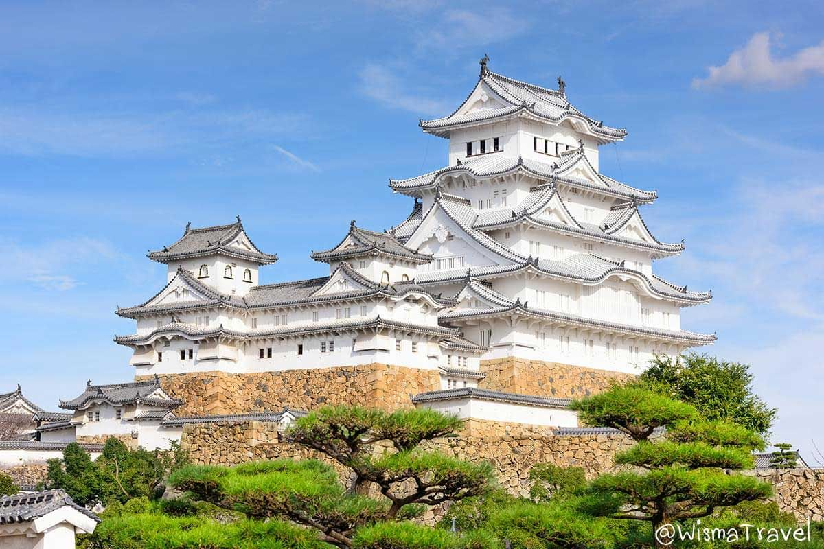 A Day Trip out of Kyoto – Himeji Castle and Hiroshima ...