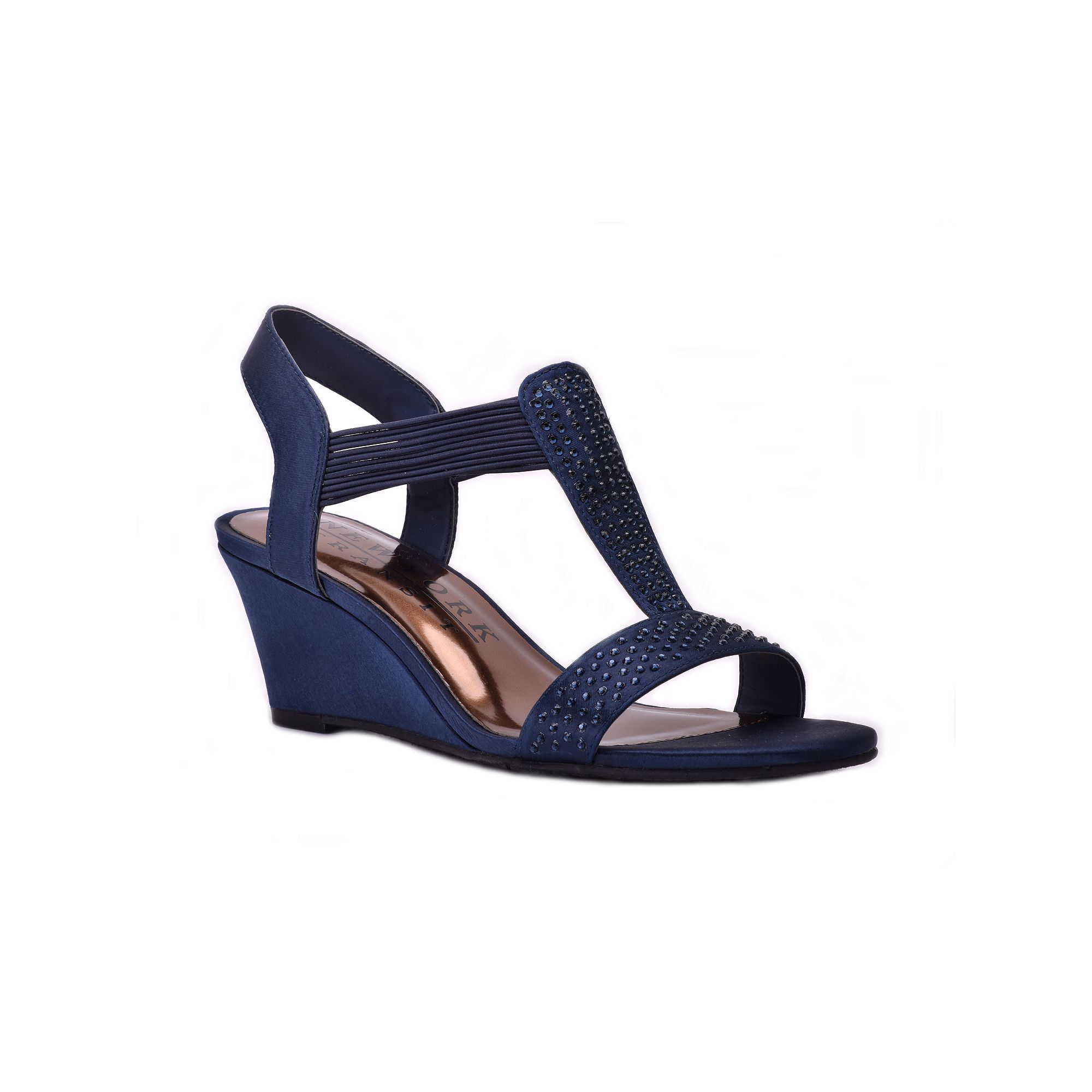 New York Transit Great Right 2 Women's Wedge Sandals | Wedge
