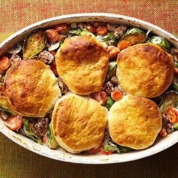 Diabetic Living S Best Winter Recipes Ground Beef Recipes Healthy Recipes Healthy Casserole Recipes