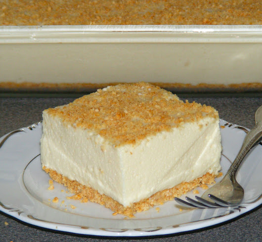 The Famous Woolworth Ice Box Cheesecake Desserts