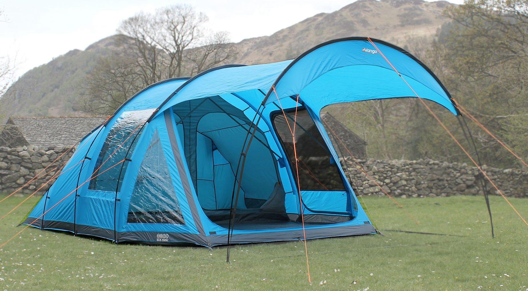 Vango Eos 550 SC Tent | GO Outdoors & Vango Eos 550 SC Tent | GO Outdoors | Tents | Pinterest | Tents ...