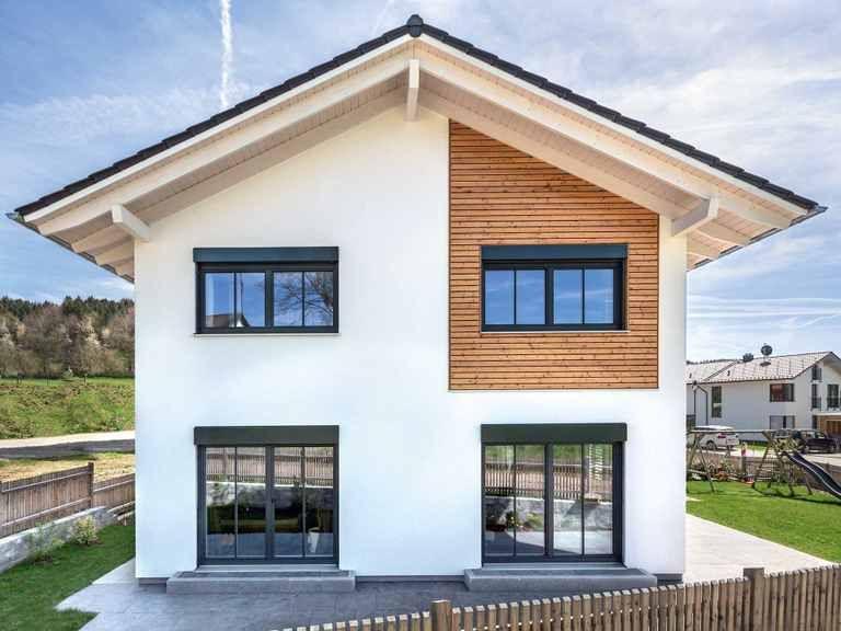 Photo of ▷ Einfamilienhaus Glonn – Regnauer Hausbau