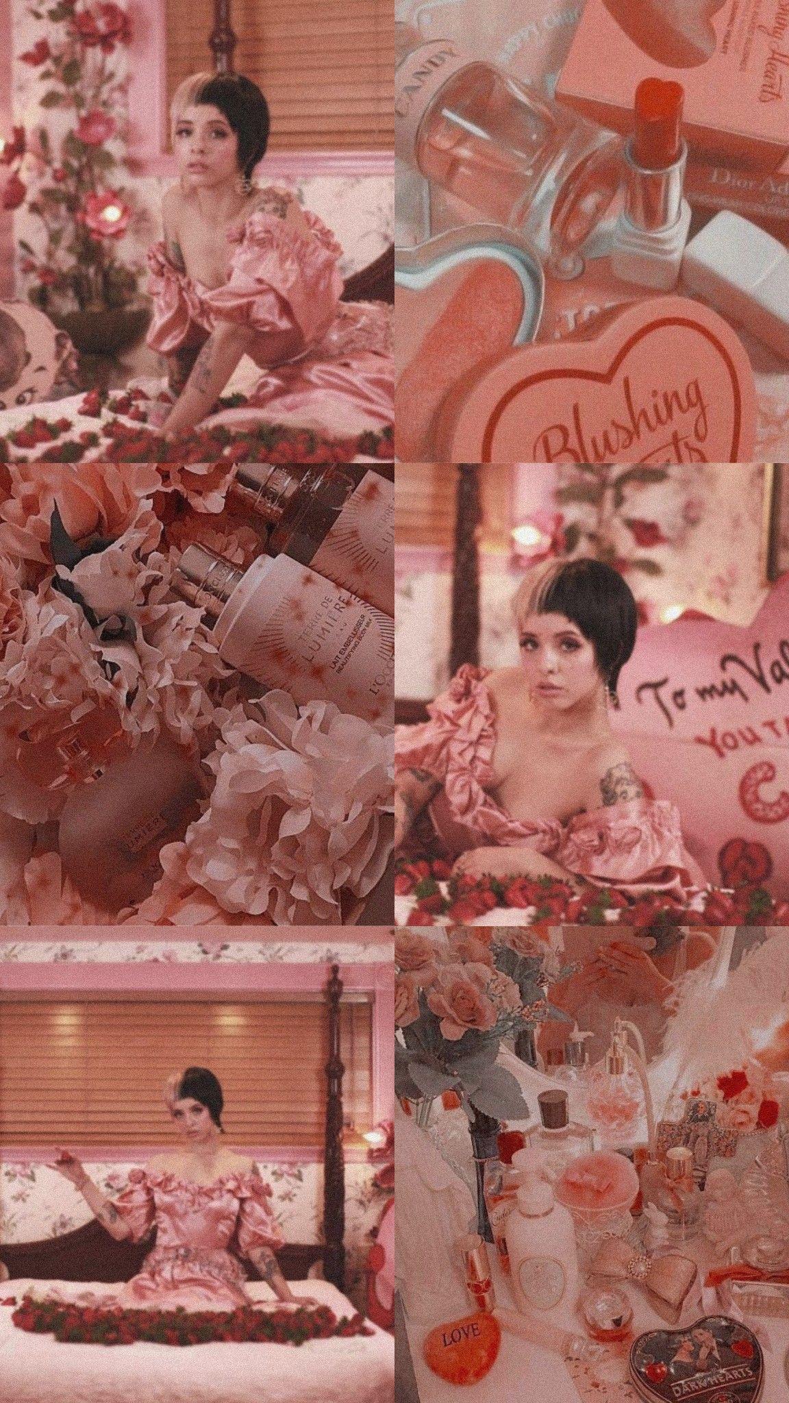 Melanie Wallpaper Melanie Martinez Aesthetic Collage Melanie