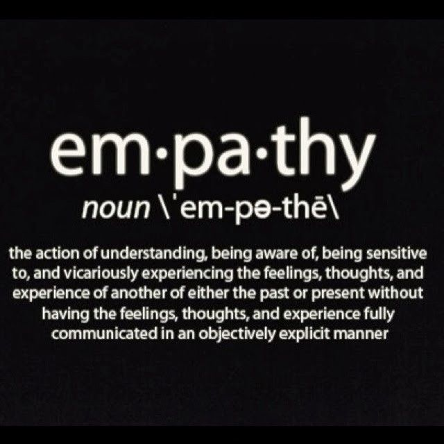Compassion For Each Other: Empathy Quote 2. Empathy Quotes On PictureQuotes.com