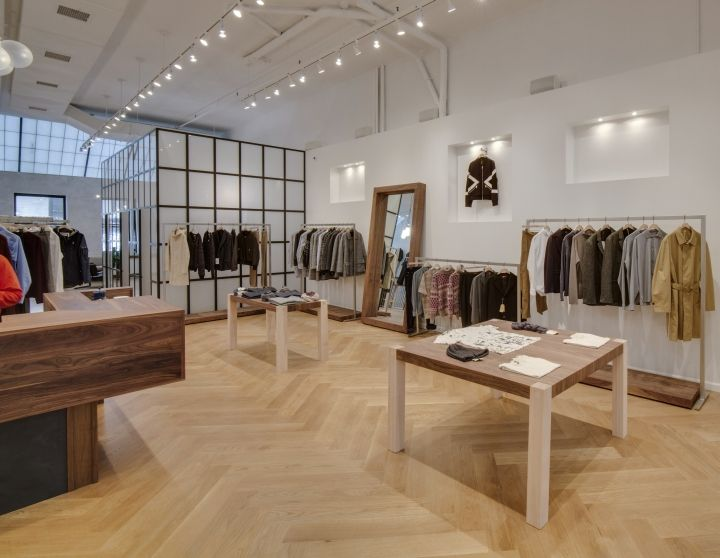 CARSON STREET Flagship Store By Emporium Design New York City Retail Blog