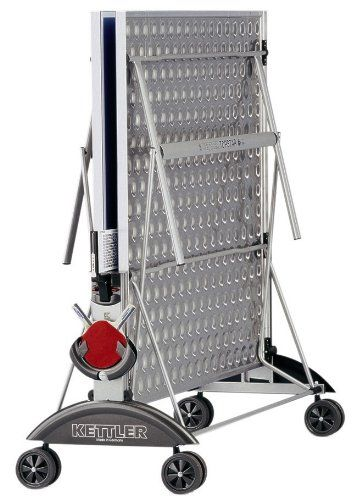 Hathaway Crossover Portable Table Tennis Table, 60 Inch