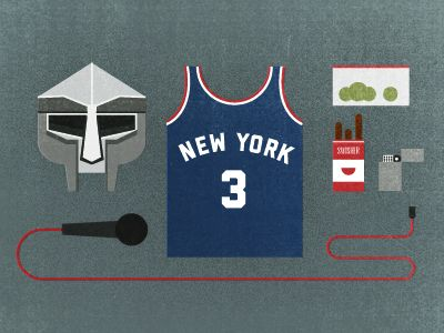 MF DOOM essential kit!