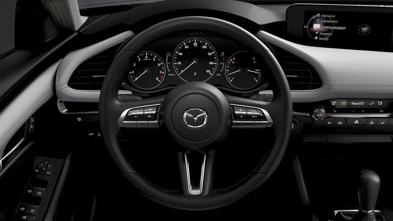 2020 Mazda 3 Hatchback Beauty Through Substraction In 2020 Mazda 3 Hatchback Hatchback Mazda