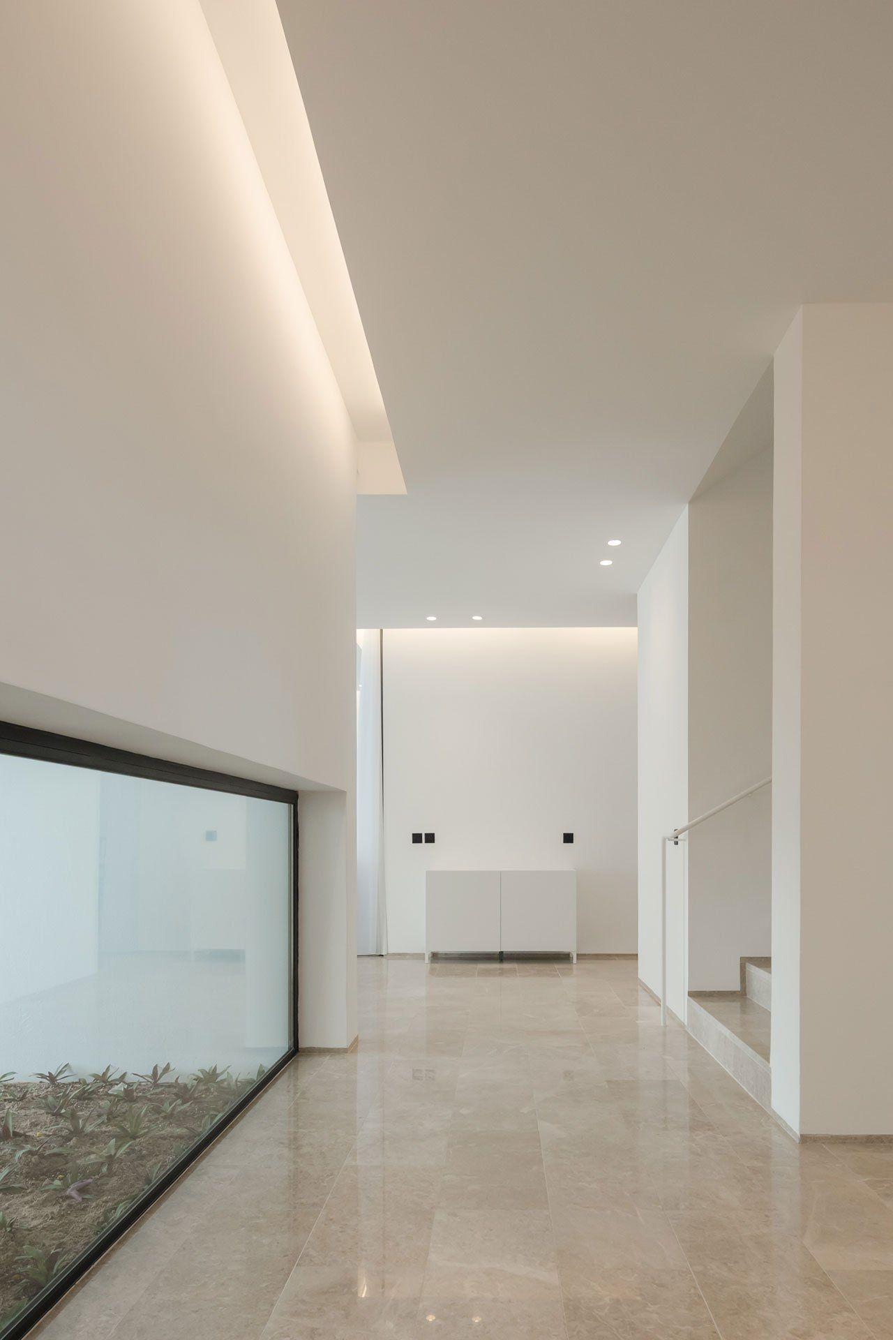Modern Minimalism Meets Cubist plexity in Kuwaiti Residences