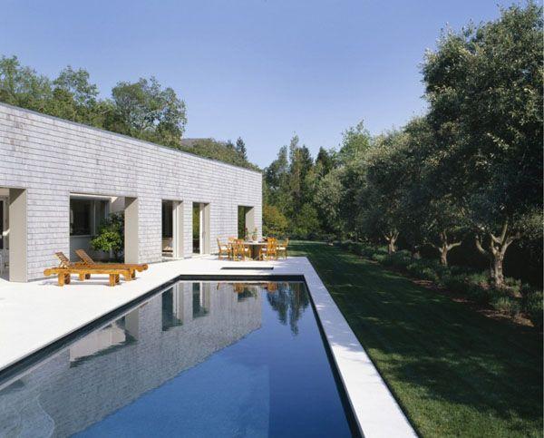 Maison contemporaine de plain-pied | House