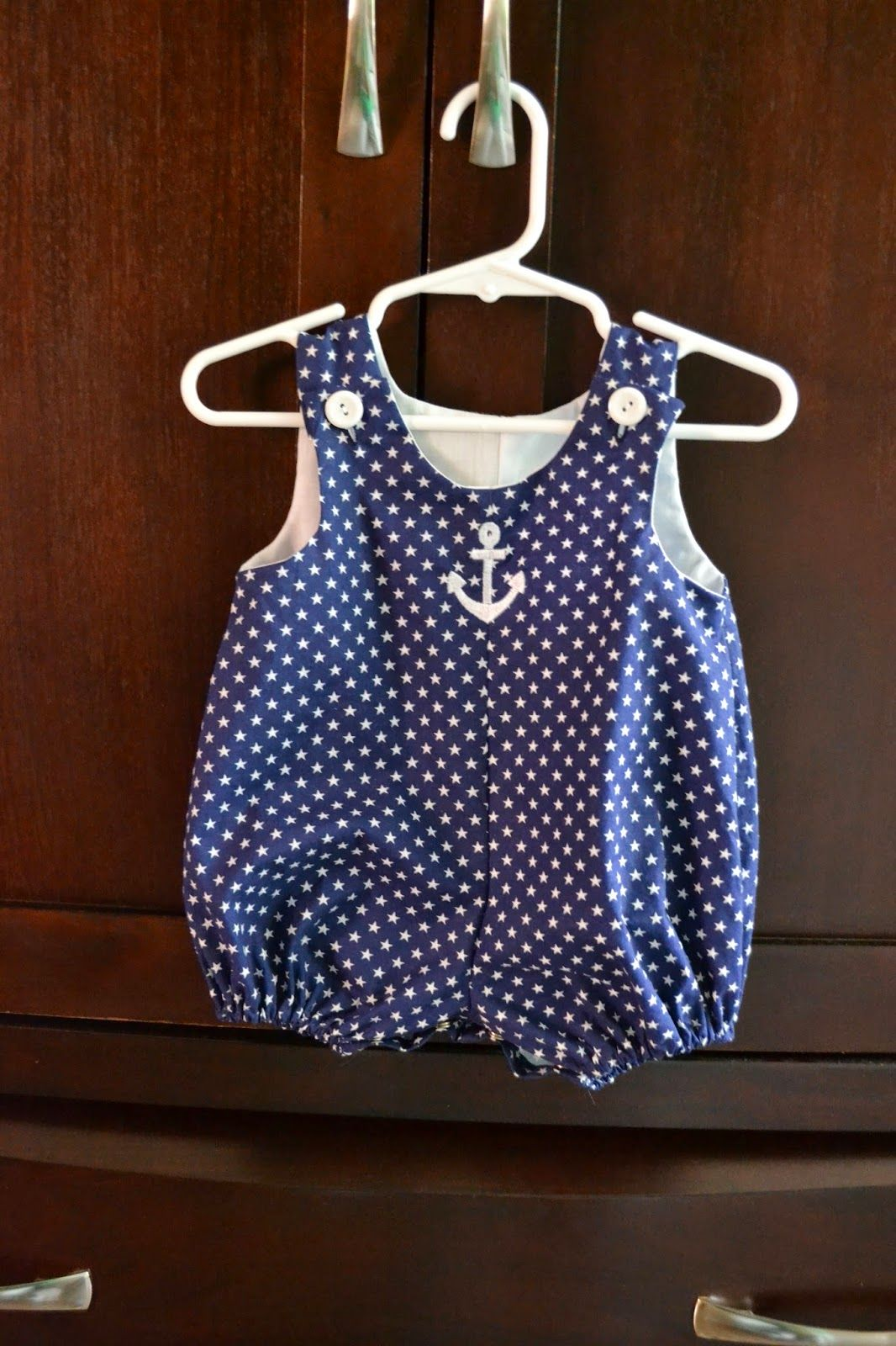 Sleeping is for Sissies: Pattern and Tutorial: Unisex Bubble Romper ...