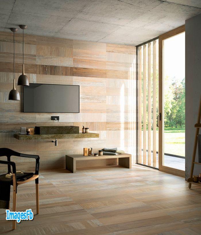 سيراميك حوائط وارضيات تموجات خشبية رائعه ديكورات حوائط تشبه