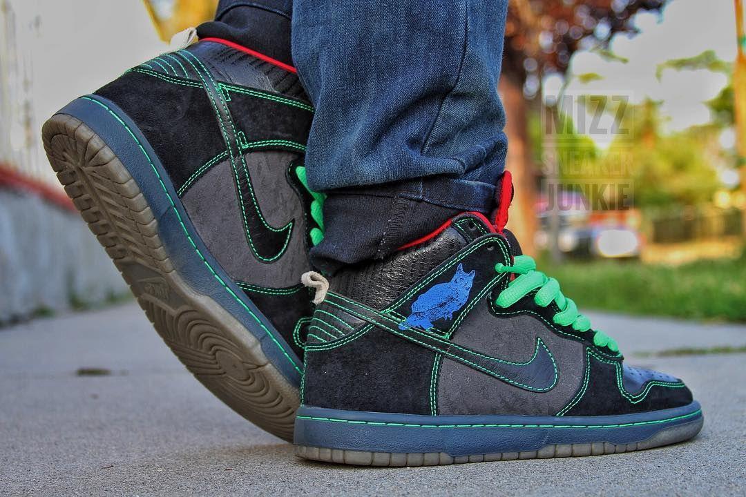 Nike Dunk High SB \