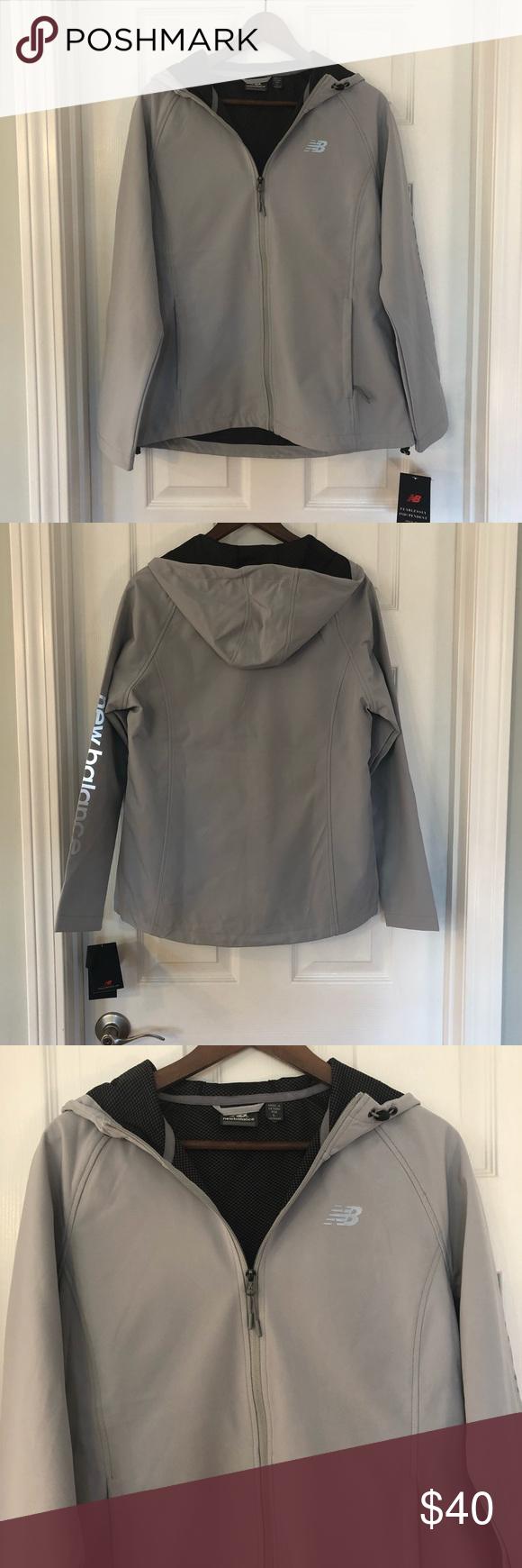 New balance soft shell jacket New Balance soft shell