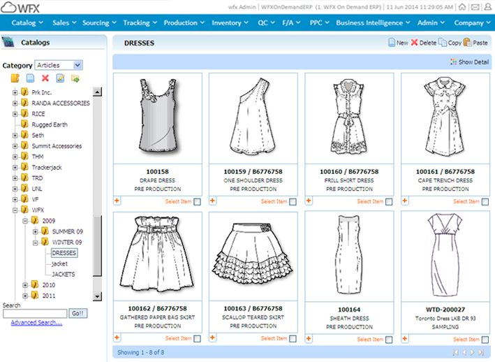 Apparel Erp Fashion Erp Software Garment Software Apparel Erp Solution Fashion Software Industrial Style Cool Style