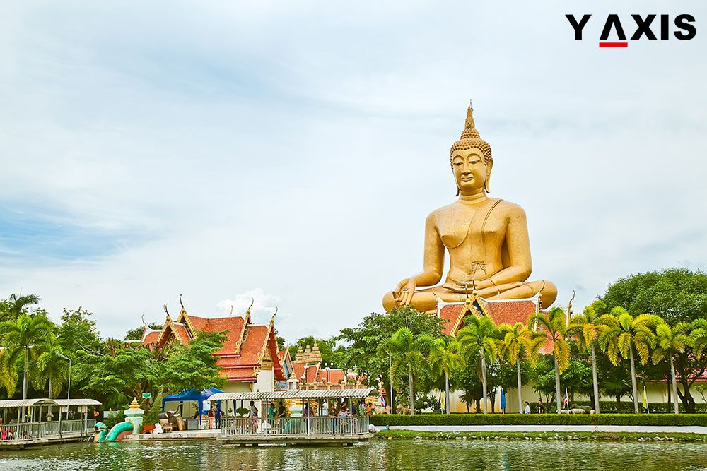 Thailand  has cut down the visa on arrival fees for tourists from India and 18 other nations in a bid to promote its tourism. #YAxisThailand #YAxisIndia