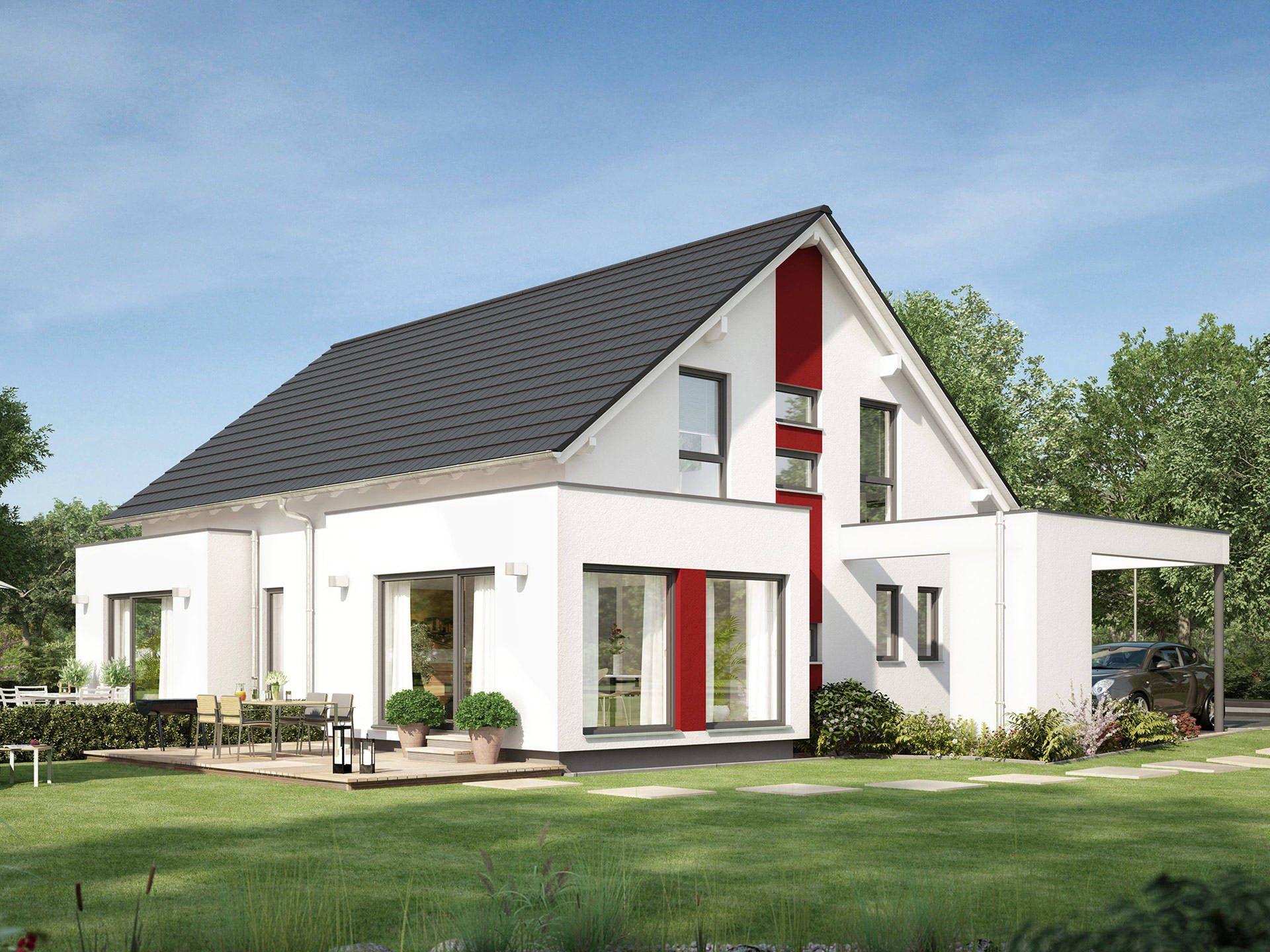 Celebration 192 V3 • Zweifamilienhaus von Bien-Zenker • Innovatives ...