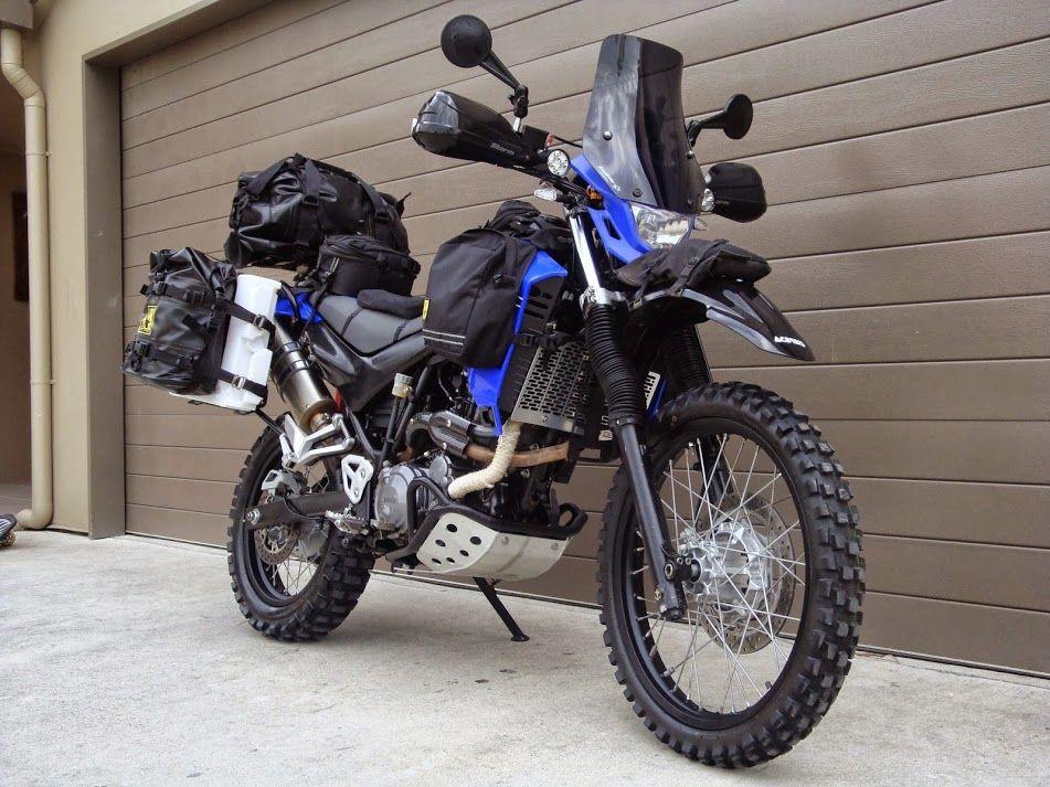 Yamaha Xt660r The Unsung Adventure Bike Motos De Motocross