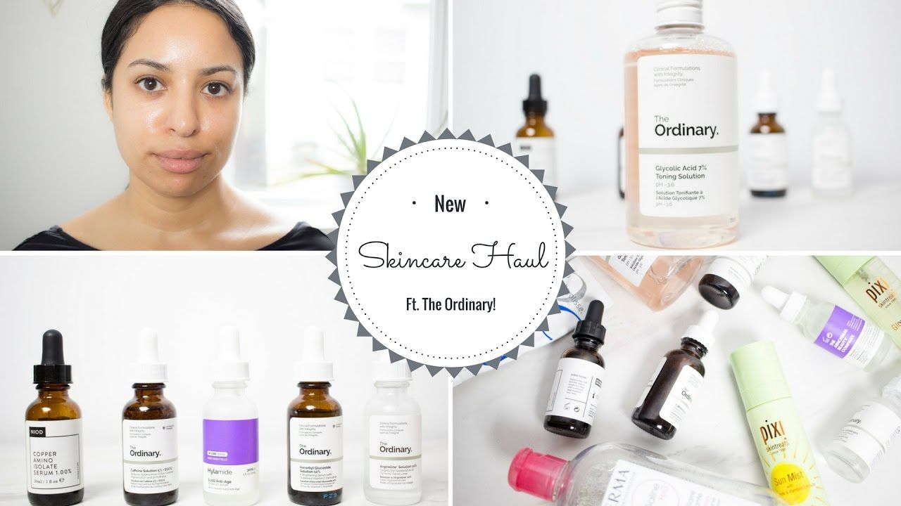 THE ORDINARY HAS CHANGED MY SKIN! | My Updated Routine Ft. The Ordinary,...